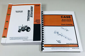 Case 730 731 732 733 734 Tractor Service Repair Manual Parts Catalog Assembly