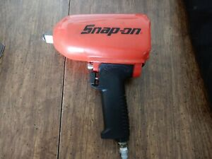 Snap on Tool 3 4 Drive Heavy Duty Air pneumatic Impact Wrench Mg1250