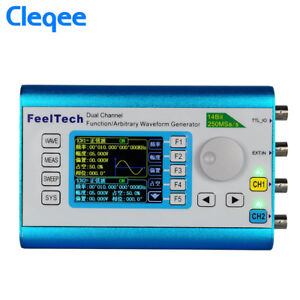15mhz Arbitrary Waveform Dual Channel High Frequency Signal Generator
