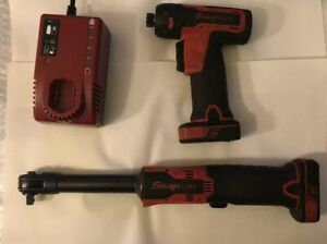 Snap On Tools Cordless Ratchet And Screwdriver