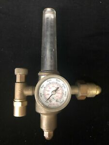 Victor Hrf 2480 Flowmeter Inert Gas Regulator Single Stage