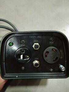 Lifan Inverter Generator Junction Control Box Duo Power Parallel Connect