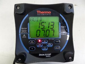 Thermo Scientific Orion 2111xp Sodium Ion Plus Monitor