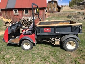 Toro Workman 3200 Utility Vehicle