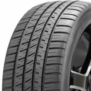 4 new 255 40zr18 Michelin Pilot Sport A s 3 Plus 95y Performance Tires Mic83380