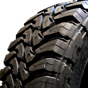 4 new 37x13 50r20lt Toyo Open Country Mt 127q E 10 Ply Mud Terrain Tires 360220