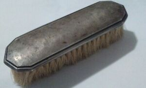 Antique Sterling Hair Brush 925 Silver