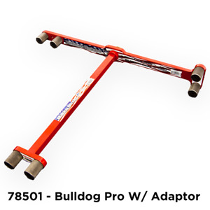 Rack a tiers 78501 The Bulldog Pro Bender With Adapter Up To 500 Mcm