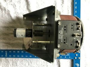 Staco Variable Transformer Type 033 6565