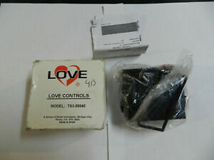 054b Temperature Switch spdt 24vac dc Love Ts3 50040 New