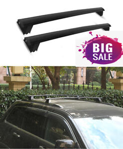 Fit 2011 2019 Jeep Grand Cherokee Oe Style Roof Rack Cross Bars Luggage Carrier