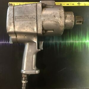 Ingersoll Rand 295 1 Inch Impact Wrench 1 000 Ft Lb Torque Japan