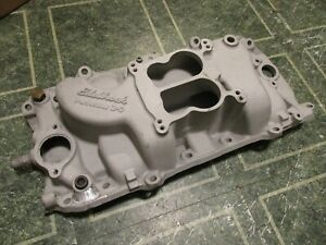 Edelbrock Intake Manifold 454 In Stock   Replacement Auto Auto Parts