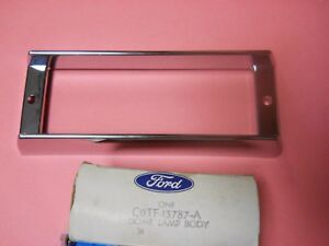Nos 1958 1959 1960 Ford Thunderbird Interior Dome Light Bezel