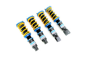 Manzo Mz Coilovers Lowering Suspension For Honda Civic 92 00 Acura Integra 94 01