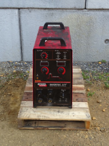 Lincoln Invertec Stt Mig Welder Power Source 208 230 460v 3 ph