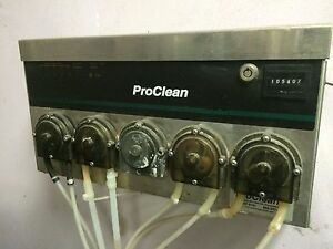 Used Proclean L 4000e Betaset Industrial Washer Dry Cleaning Machine Equipment