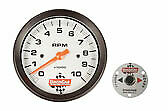 Quickcar Racing Products 10000 Rpm Analog Tachometer P N 611 6002