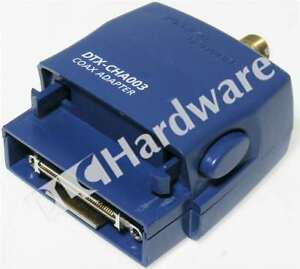 Fluke Networks Dtx cha003 Dtx Series Coaxial Cable Test Adapter Qty