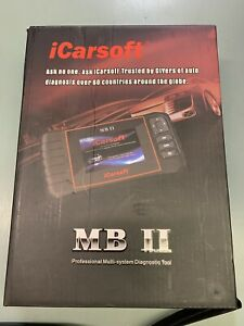Icarsoft Mbii Professional Diagnostic Tool Scanner