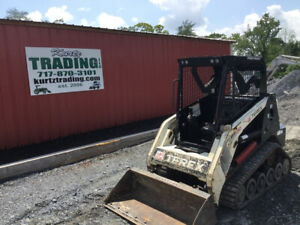2013 Terex Pt30 Compact Track Skid Steer Loader Only 900hrs Coming Soon