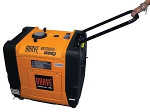 7000w Generator Inverter W Efi Wheel Kit Remote elec Start