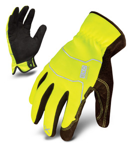 Ironclad Exo2 hsy Utility Gloves Yellow Select Size