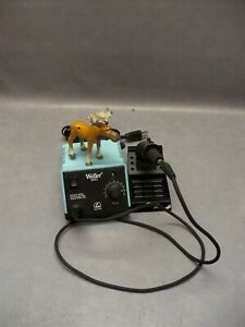 Soldering Station Weller Wes51 Power Unit W stand Pes51 Pen 60w 120v 60hz