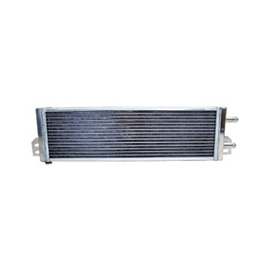 Universal Heat Exchanger For Air To Water Intercooler 23 5x6 75x2 75 Inch 2 Rows