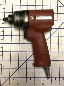 Matco Tools Mt2112 3 8 Drive Composite Air Pneumatic Impact Wrench Tool Red Gun