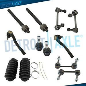 For 2011 2012 2013 2014 2015 Durango Jeep Grand Cherokee 12pc Suspension Kit