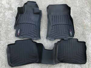 Weathertech 442591 Floor Liner For 2010 2014 Subaru Legacy Outback 1st