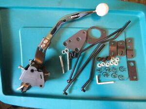 Hurst 4 Speed Shifter Kit 1969 Camaro Firebird 400 Rs Ss Z 28 302 396 Muncie 452