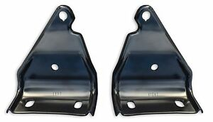 Jeep Wrangler Rear Back Seat Brackets 97 02 Fold And Tumble Seat
