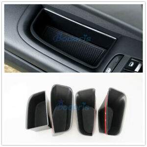 For Audi Q5 2009 2016 Car Organizer Door Holder Armrest Storage Box Console Tray