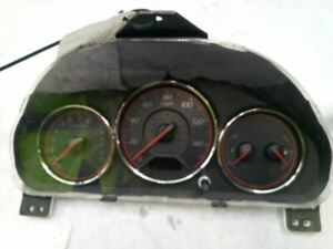 Speedometer Cluster Coupe Dx With Side Bags Fits 01 05 Civic 3020778
