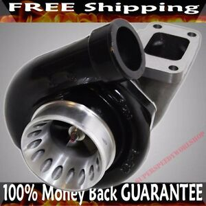 Emusa Your Style Black Gt35 Gt3582 Turbo Charger Anti surge Compressor Turbo