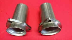 2 5 Header To 2 5 304 Stainless Ball Socket 3 Bolt Header Collector Reducers