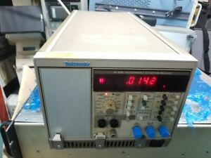 Tektronix Da4084 Aa5001 Tm5003 Programmable Distortion Analyzer