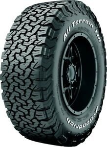 4 New Bf Goodrich All Terrain T A Ko2 121r Tires 3056517 305 65 17 30565r17