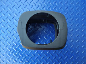 2005 2013 Chevrolet Corvette Steering Wheel Column Cover Panel Oem