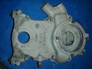 Pontiac 61 62 Full Size 389 421 Timing Chain Cover 541504 1961 1962