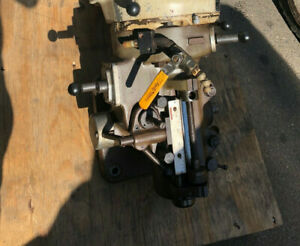 1 1 2 Hp Bridgeport Motor R8 Spindle Lower Section