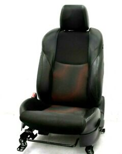 2010 2013 Mazdaspeed Mazda 3 Speed Oem Front Left Lh Driver Seat Leather Cloth