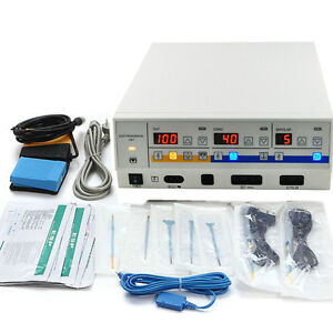 300w Leep Cautery Hyfrecator Electrosurgical Unit Diathermy Gynecology Surgery A