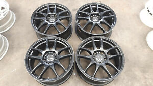 Jdm Work Emotion Cr Kai 17 Wheels For Mercedes Benz R107 W126 W124 R129 W201