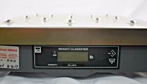 Weigh Tronix 7800 75 Postage Package Scale used Good