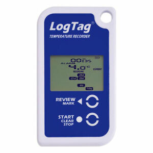 Logtag Trid30 7r Temperature Recorder With 30 Day Summary Lcd Display