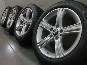 17 Inch Winter Tyres Original Bmw 3 Series F30 F31 4 Coup F32 F33 F36 393 D78
