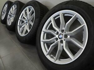 19 Inch Winter Tyres Bmw X5 G05 6880685 X6 G06 Styling 734 Rims